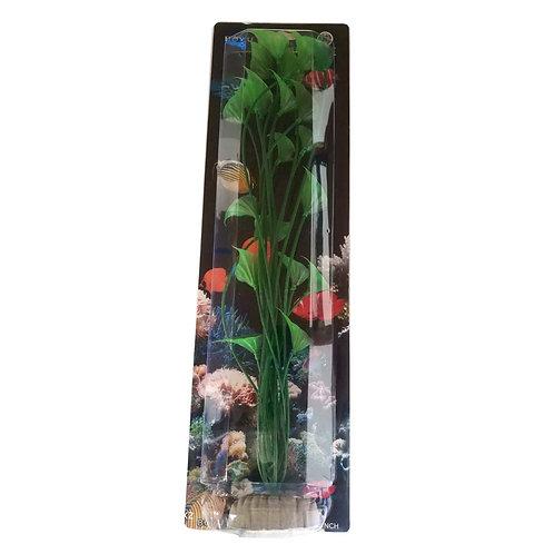 Boyu Plastic Plant 16 inch | Fishy Biz | Aquarium Accessories | Fish Tank Decorations | Online Aquarium Supplies