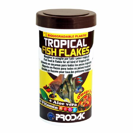 Prodac Premium Tropical Flake Food | Fishy Biz | Online Aquarium Store | Aquarium | Fish Tank | Fish Food