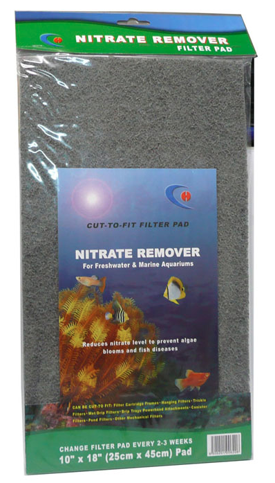 Pet Worx Nitrate Remover Pad 10x18 inch | Fishy Biz | Aquarium Filters and Accessories | Online Fish Tank Accessories |