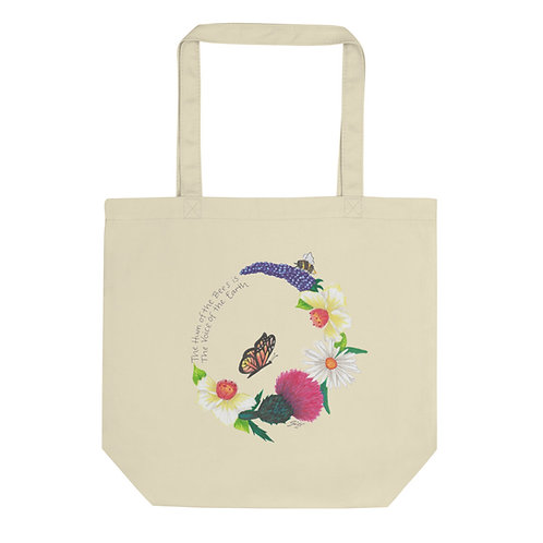 'Earth and Beauty' Tote Bag
