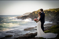Iranian wedding photo