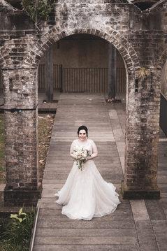 persian wedding photo