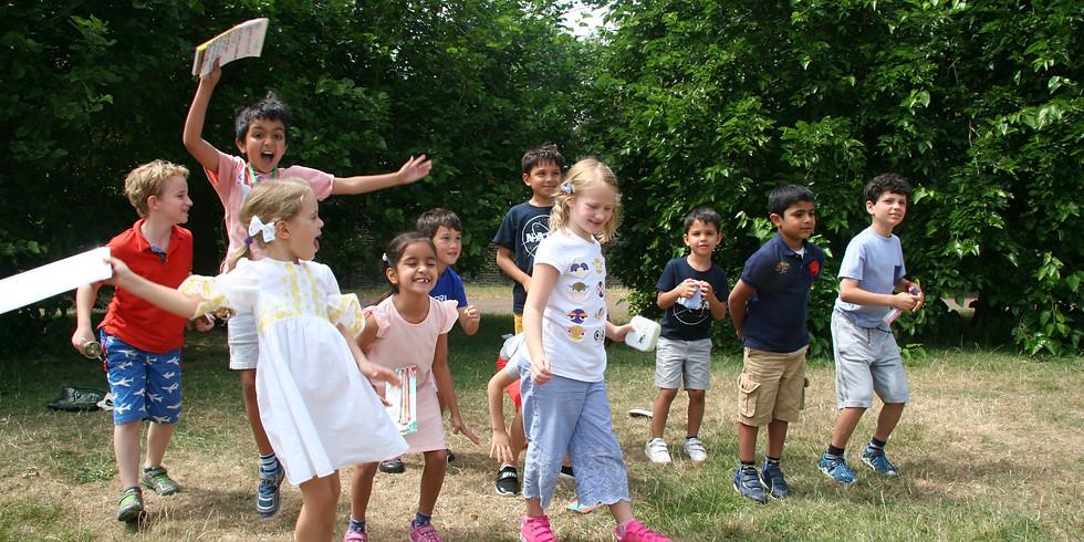 Summer Camp Week-2