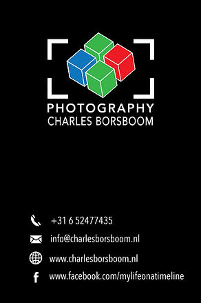 business card charles borsboom