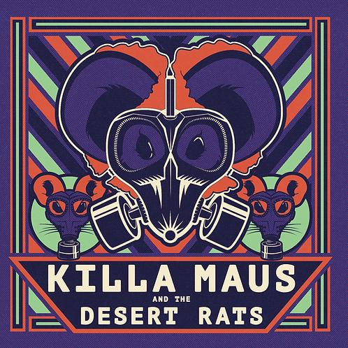 Desert Rats CD