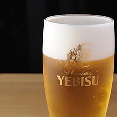 エビス生ビール グラス