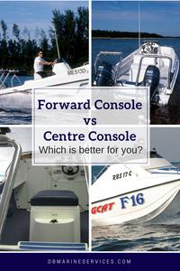 Forward Console or Centre Console?
