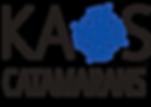 kaos catamarans logo