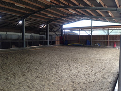 Freilaufhalle Dützhof