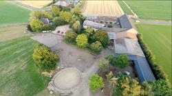 Dützhof Luftaufnahme