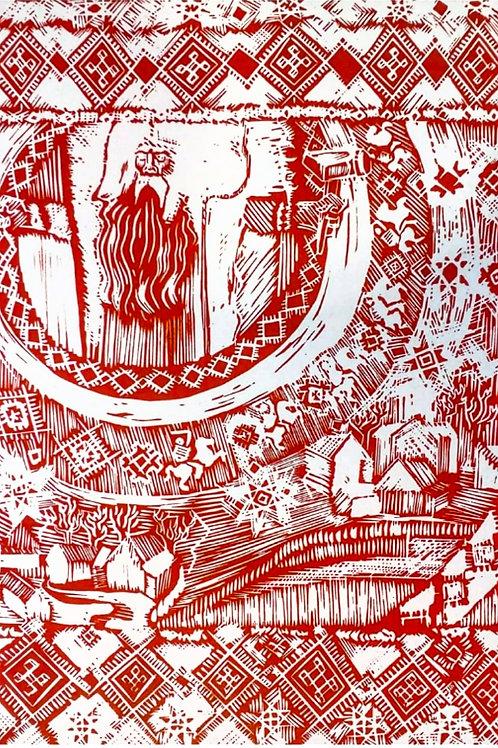 Piorun The Slavic God