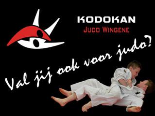 Val jij ook voor judo?