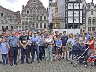 Wandeling Gent