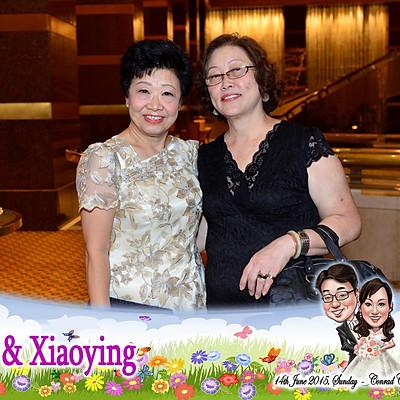 Jerid & Xiao Ying