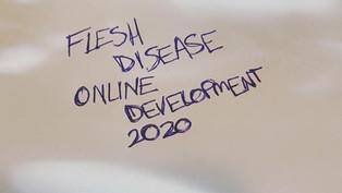 flesh disease online development