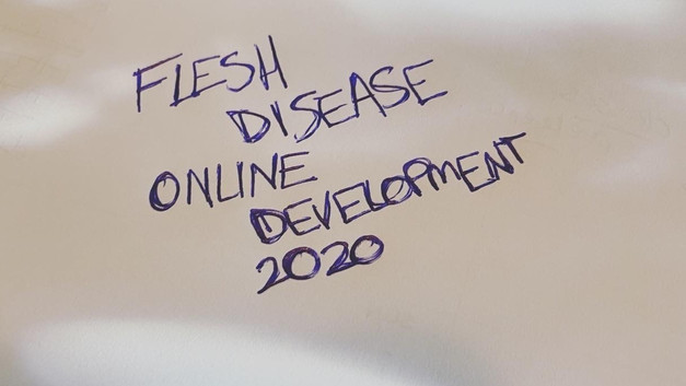 flesh disease online development