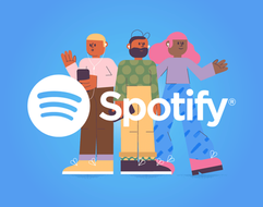 Spotify | Music is with you