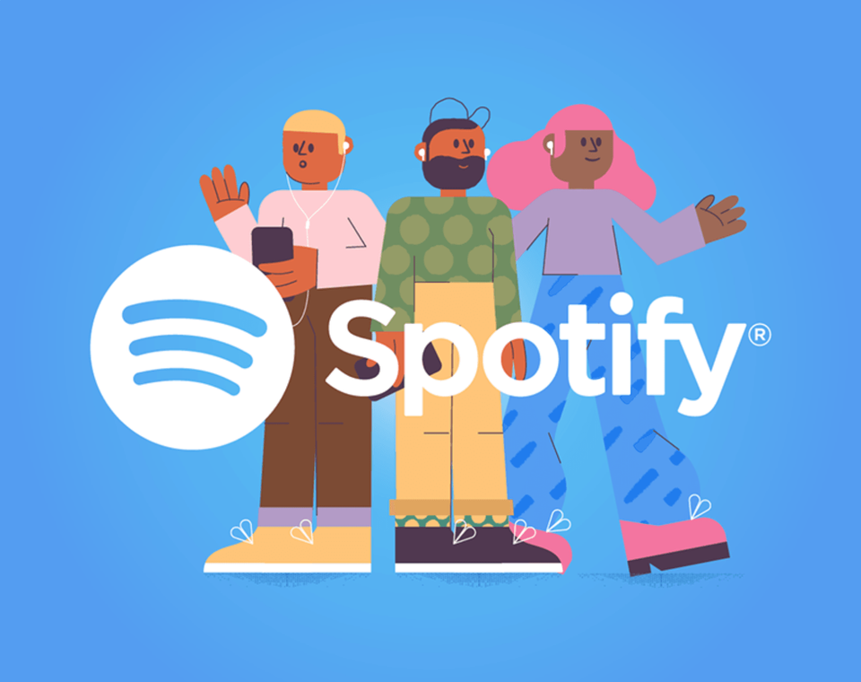 Spotify   Music is with you