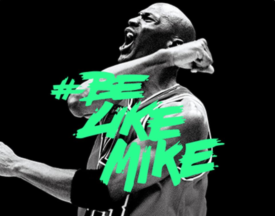 Gatorade   Be Like Mike