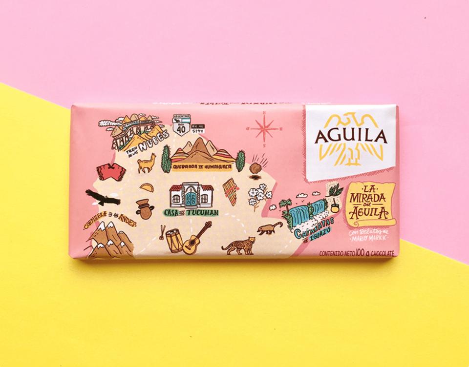 Aguila   Colección Argentina