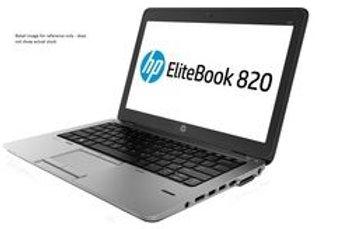 """HP EliteBook 820 G1 i5-4200U 1.60GHz 12.5"""" Webcam Grade A"""