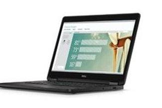 """Refurbished Dell Latitude E7270 i5-6300U 2.40GHz Grade A 12.5"""" HD"""