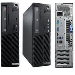 Refurbished Lenovo ThinkCentre M82 SFF i3-3240 3.40GHz DVD