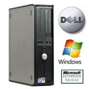 Refurbished Dell OptiPlex 755 SFF Intel Core2 Duo E4400 2.00GHz DVD