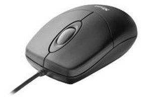 Trust Optical Mouse USB Black