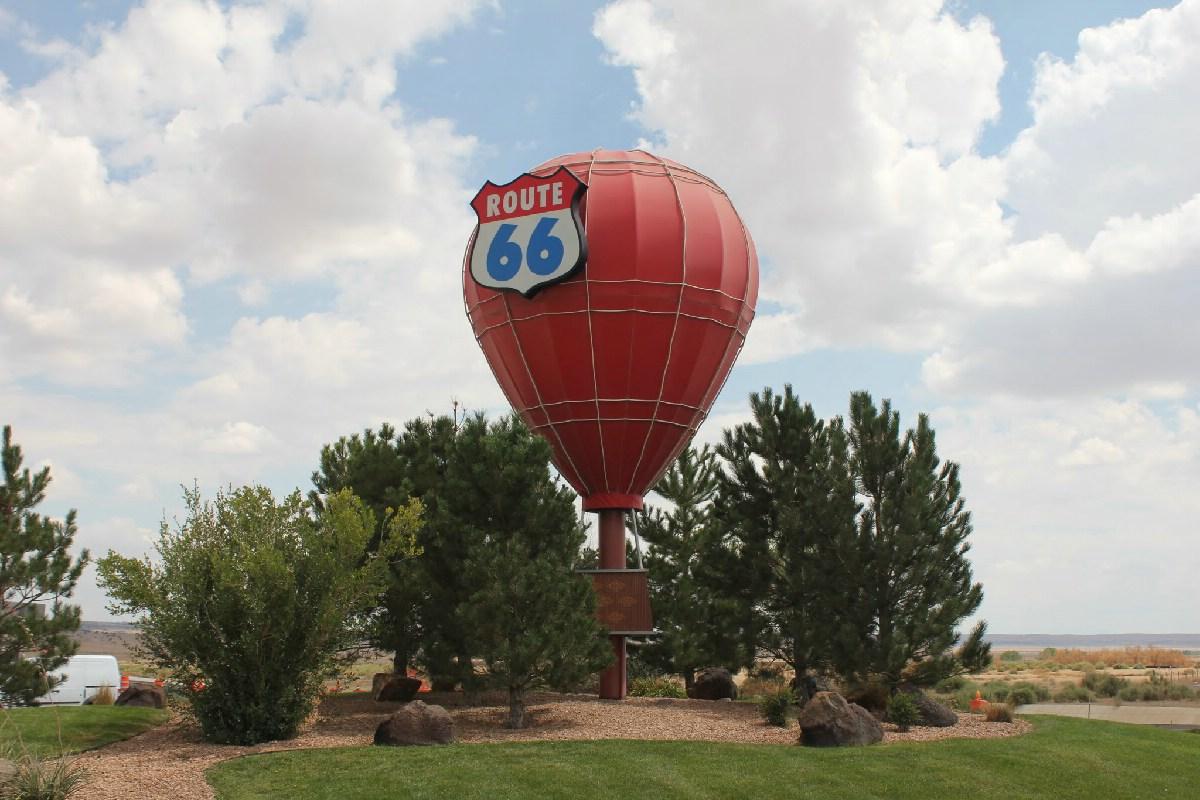 187 - Route 66 - USA  - Eric Pignolo.JPG