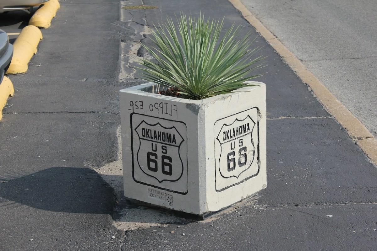121 - Route 66 - USA  - Eric Pignolo.JPG