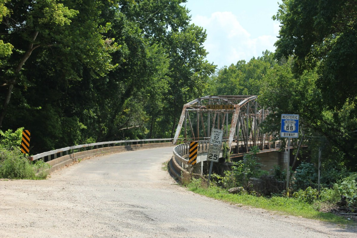 099 - Route 66 - USA  - Eric Pignolo.JPG