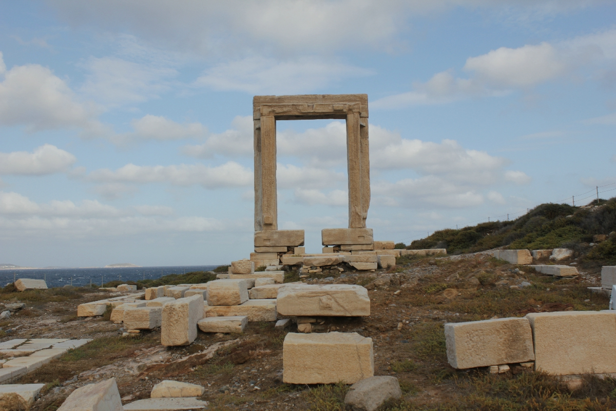 241 -  Naxos - Greece - Eric Pignolo