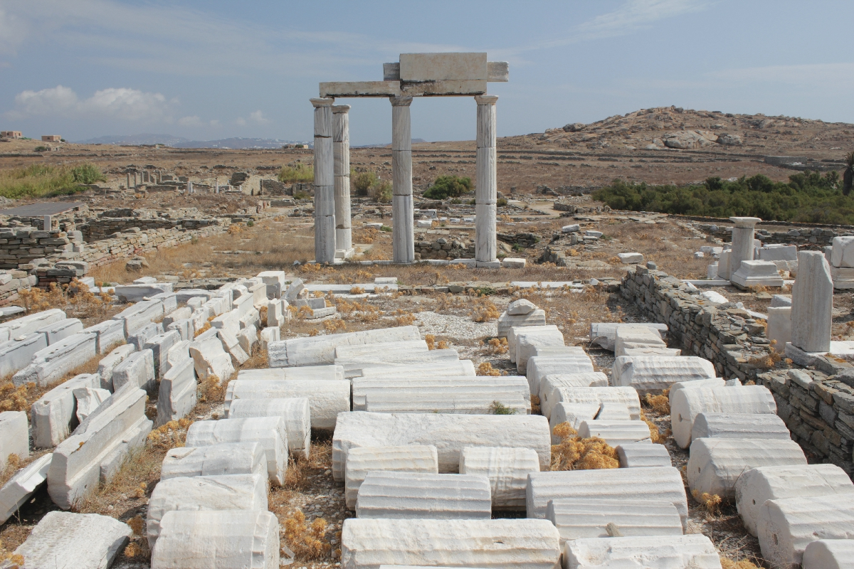 351 -  Delos - Greece - Eric Pignolo
