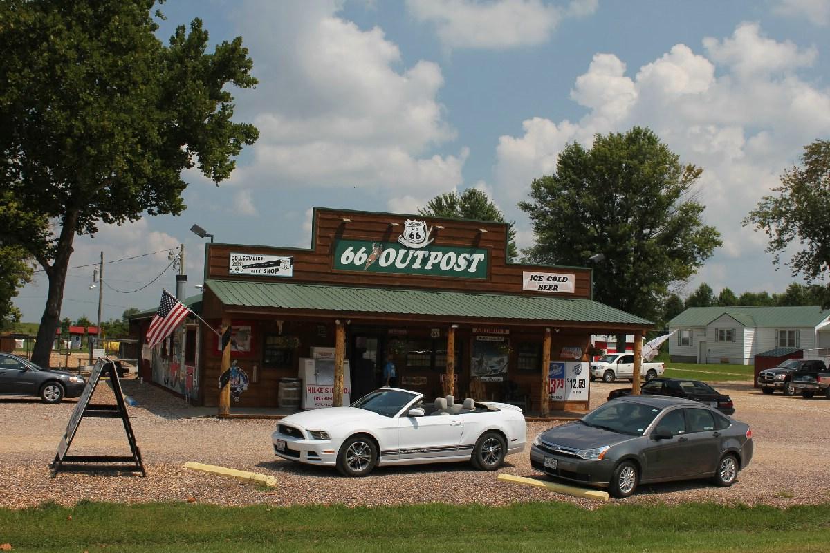 095 - Route 66 - USA  - Eric Pignolo.JPG
