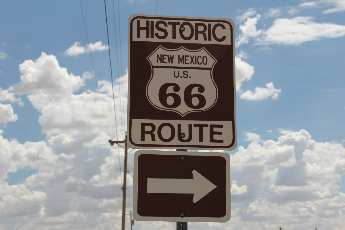 165 - Route 66 - USA  - Eric Pignolo.JPG