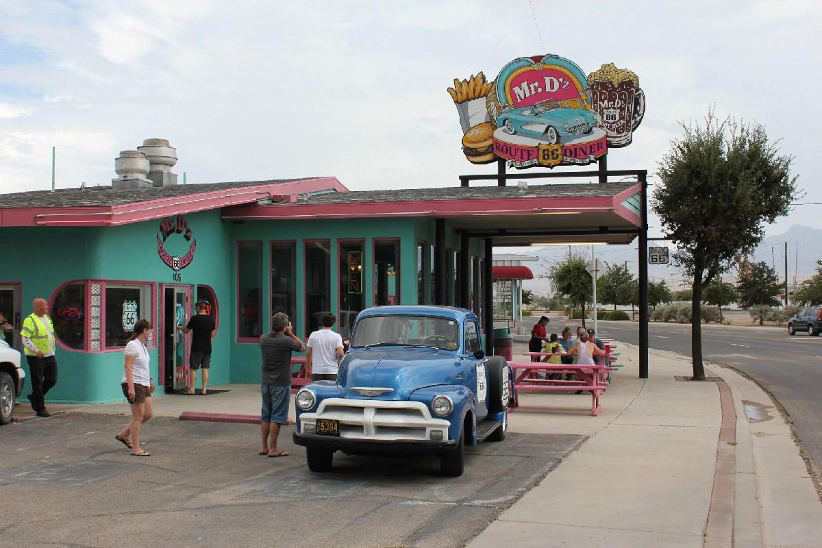 273 - Route 66 - USA  - Eric Pignolo.JPG