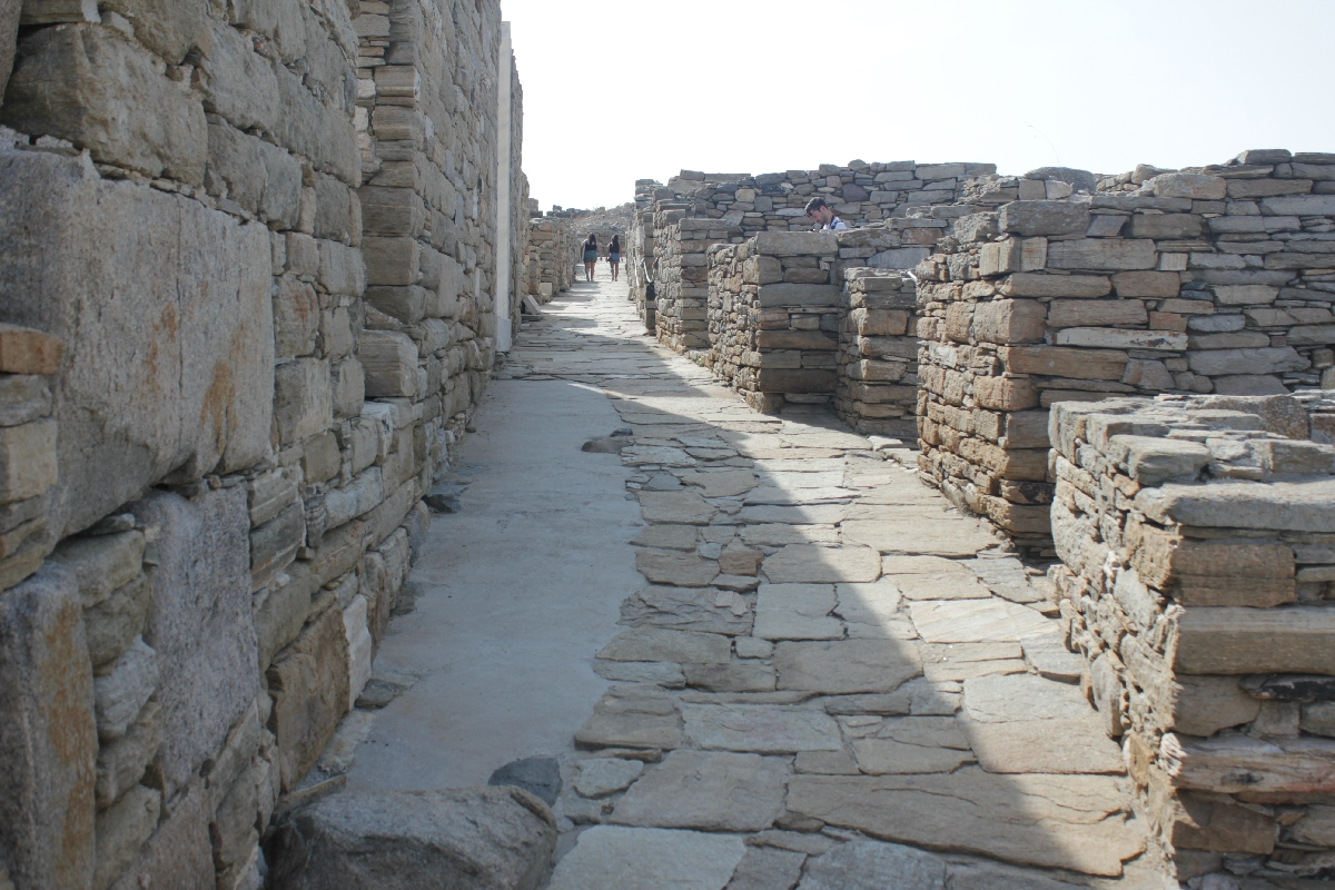 338 -  Delos - Greece - Eric Pignolo