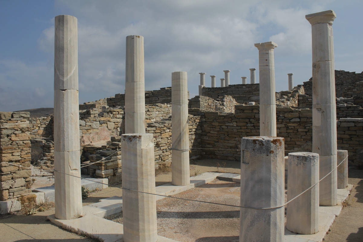 340 -  Delos - Greece - Eric Pignolo