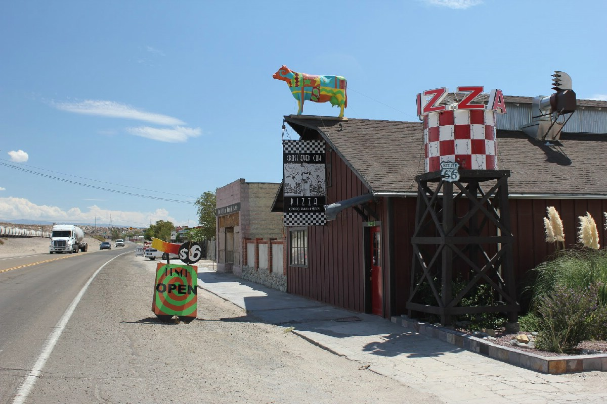 336 - Route 66 - USA  - Eric Pignolo.JPG