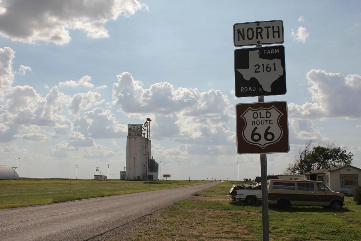 150 - Route 66 - USA  - Eric Pignolo.JPG