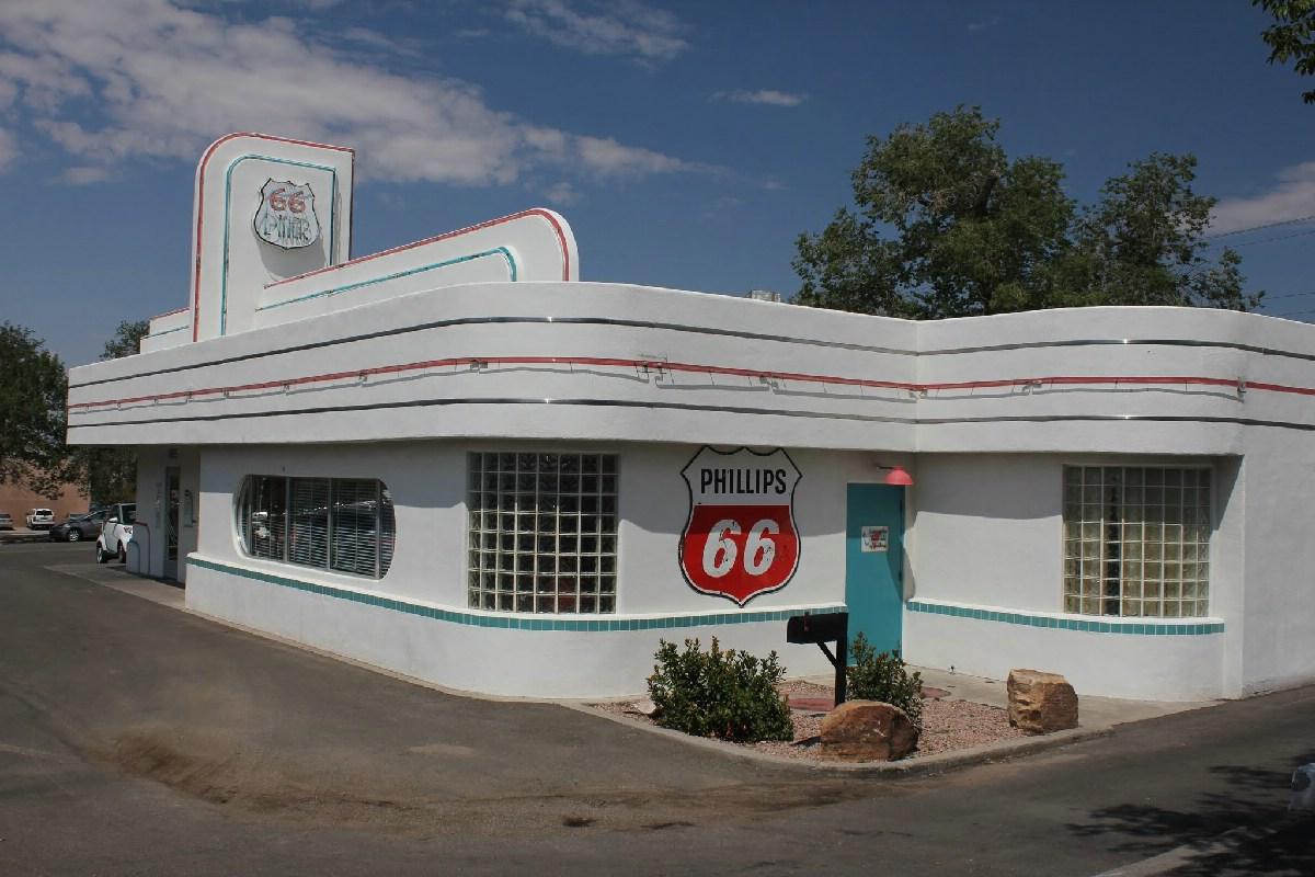 181 - Route 66 - USA  - Eric Pignolo.JPG