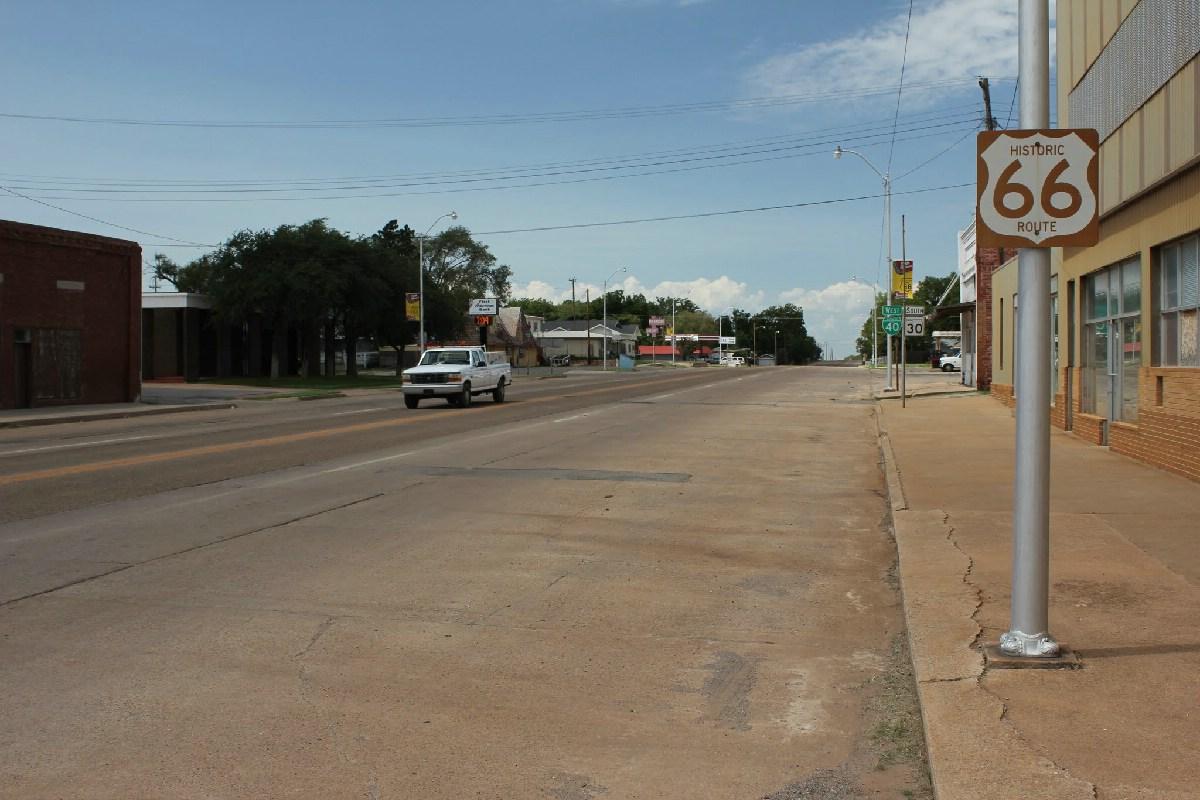 140 - Route 66 - USA  - Eric Pignolo.JPG