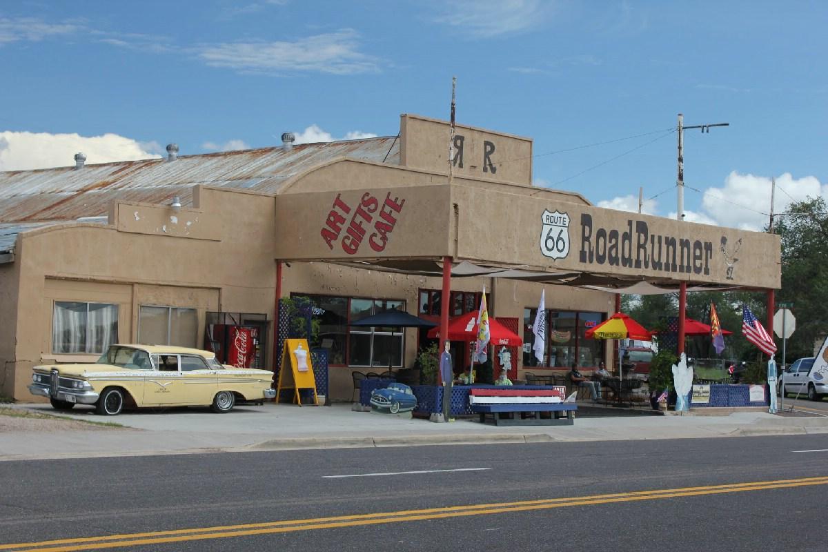 263 - Route 66 - USA  - Eric Pignolo.JPG