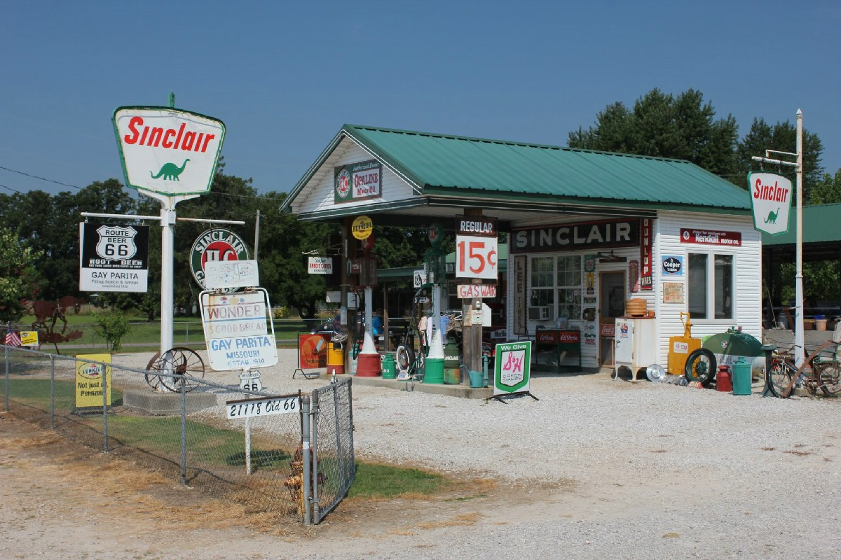 107 - Route 66 - USA  - Eric Pignolo.JPG