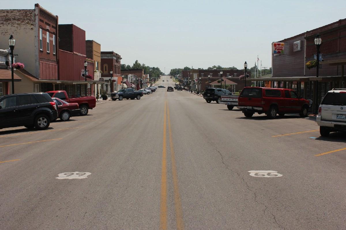 114 - Route 66 - USA  - Eric Pignolo.JPG