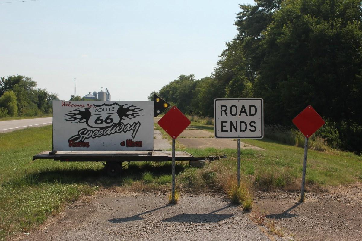 066 - Route 66 - USA  - Eric Pignolo.JPG
