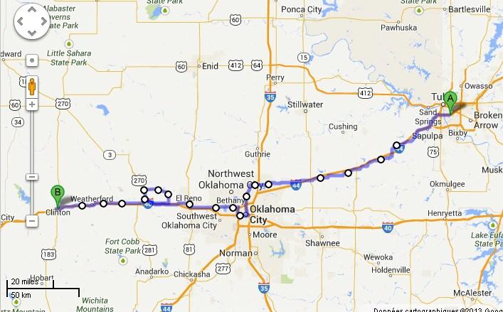 129 - Route 66 - USA  - Eric Pignolo.jpg