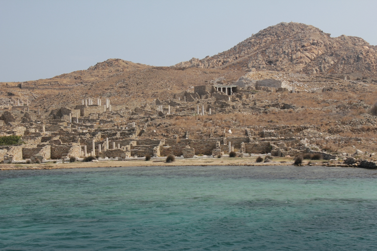 354 -  Delos - Greece - Eric Pignolo