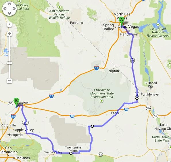 466 - Route 66 - USA  - Eric Pignolo.jpg